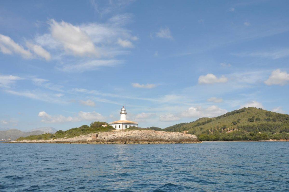 Alcanada Insel