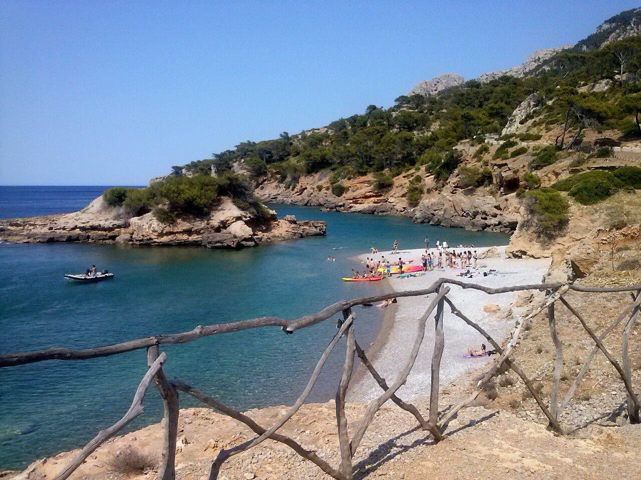 Plaża S' Illot
