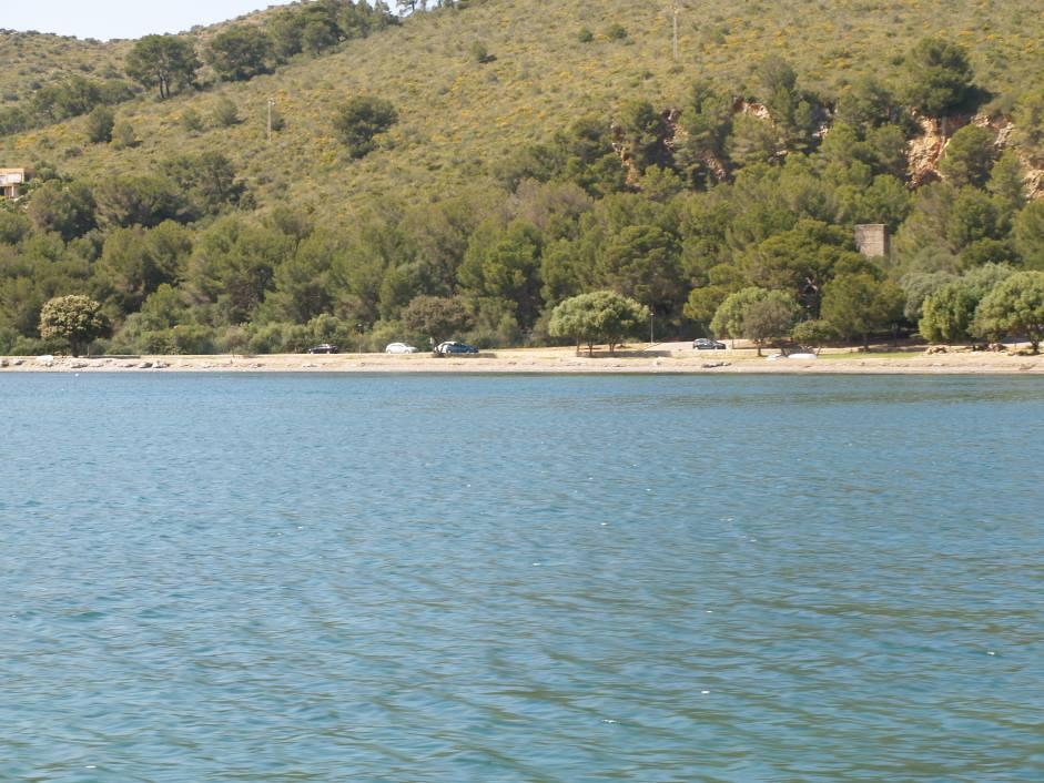 Plaża Alcanada