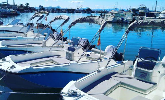 book a boat mallorca boat rental boat hire alcudia v2